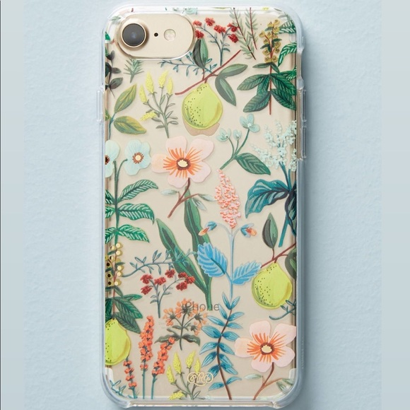 Rifle Paper Co iPhone 7 case